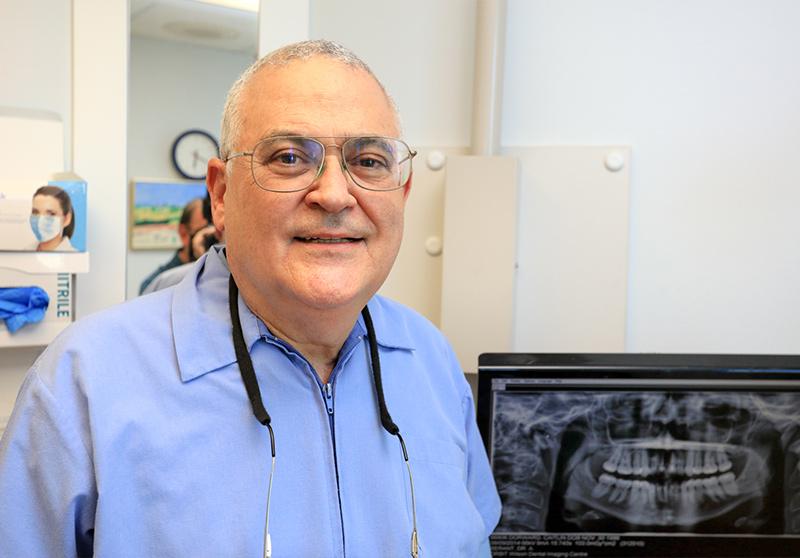 dr. Aaron Berant