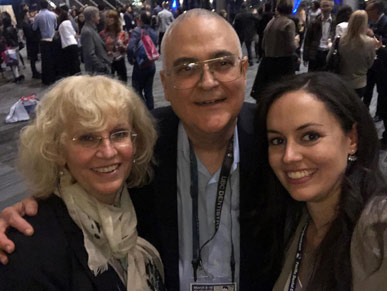 Vancouver Dentists Dr. Aaron Berant, Dr. Monica Berant and Dr. Liora Berant